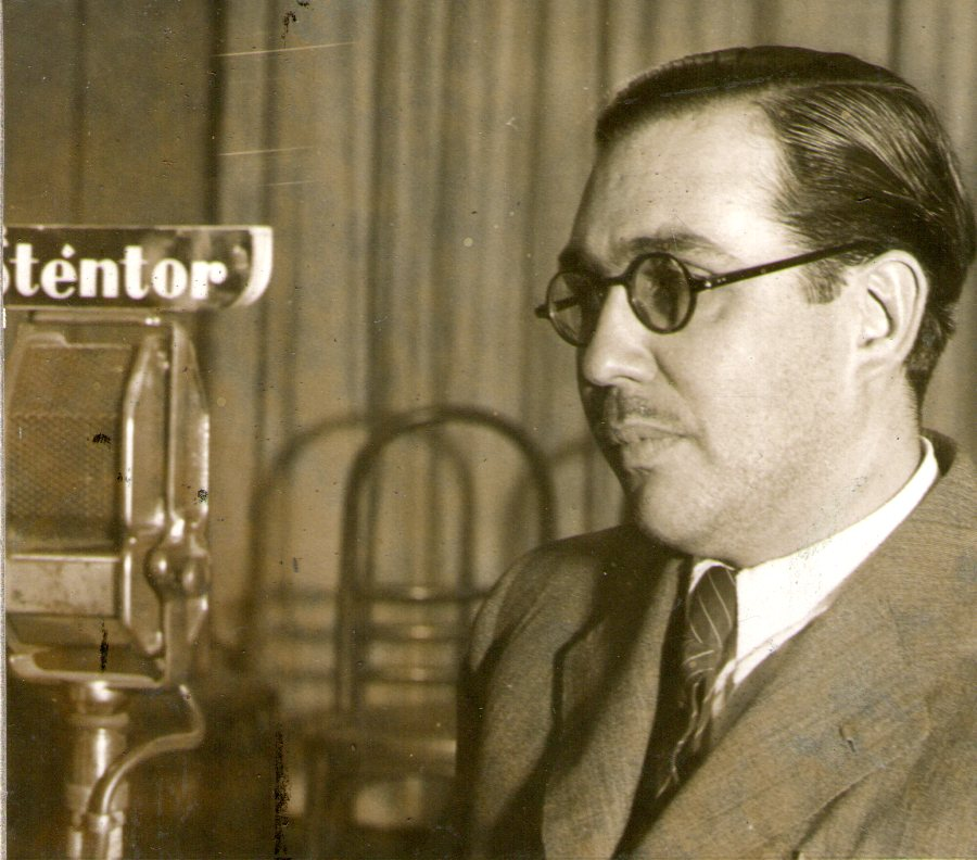 Fioravanti en LS8 - Radio Sténtor.