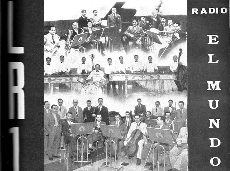 Radio El Mundo - 1936