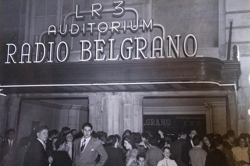 LR3 - Auditorium de Radio Blegrano