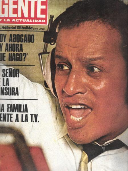 Marthineitz - Tapa revista Gente 14-05-1970