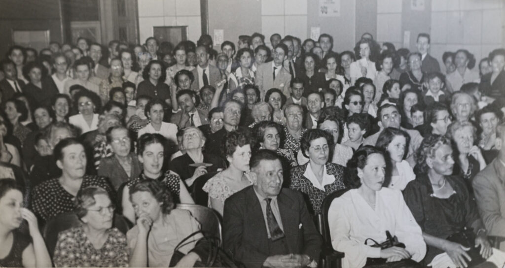 Auditorio Club de Barrio