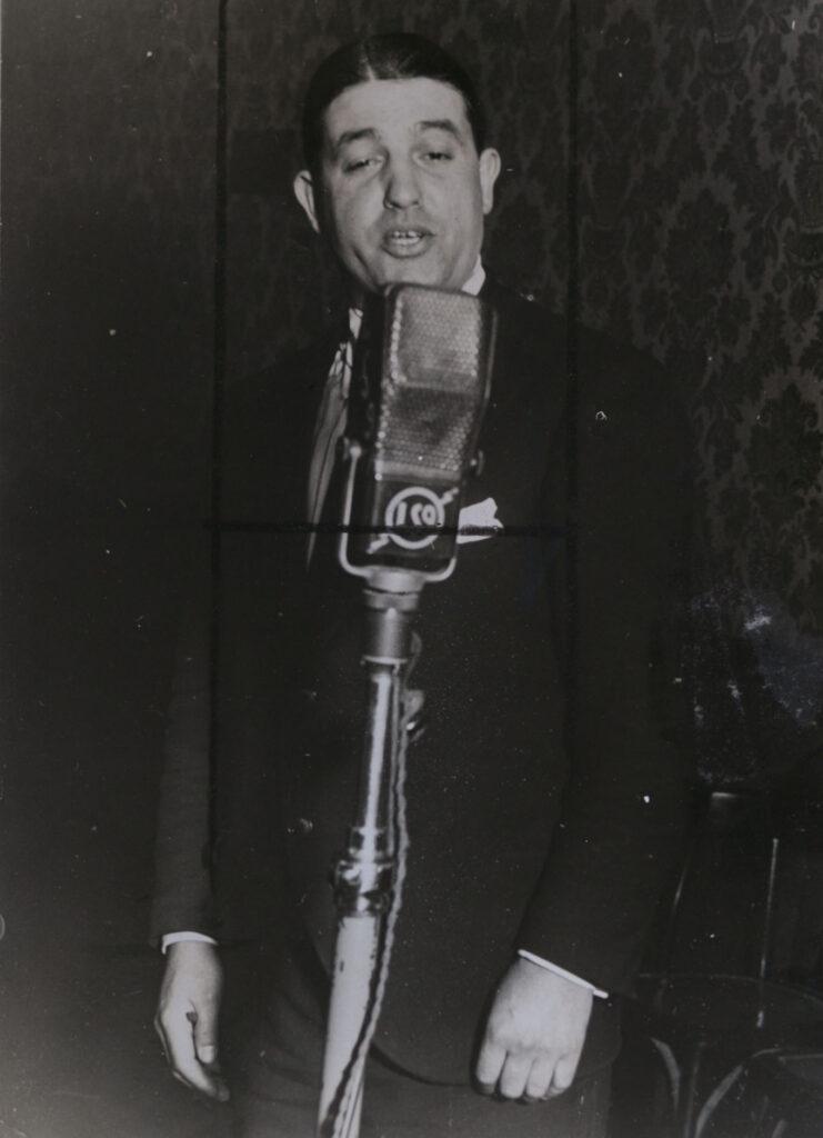 Blas Demare, cantor nacional por LS9