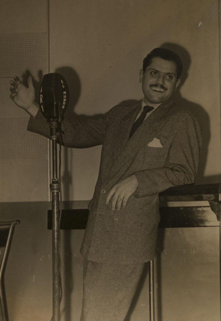 Fernando Montenegro, LR1 Radio El Mundo