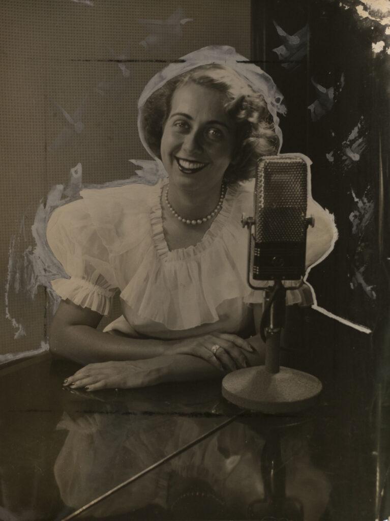 "Silvana Fioresi, ""Silvana la Rosa"" , cantante italiana"